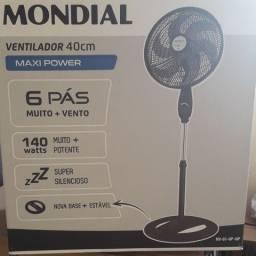 Vendo ventilador novo.