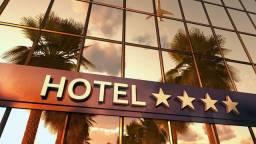 Diárias em hotéis