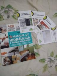 Hidráulica, áudio, corrediças, Cuba e ladrilho