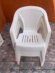 Cadeiras com braço