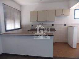 Apartamento com 1 dormitório para alugar, 45 m² por R$ 670/mês - Centro - Ribeirão Preto/S