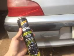 MP 10 restaurador de plástico e borracha