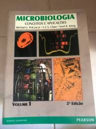 Microbiologia conceitos e aplicações