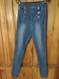810 - Calças jeans femininas - Tam 42