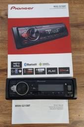 Título do anúncio: Som Pioneer MVH-S215BT Bluetooth