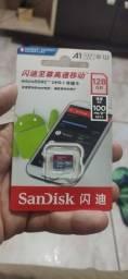 Cartão de memória 128gb original