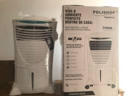 Vendo climatizador zero na caixa