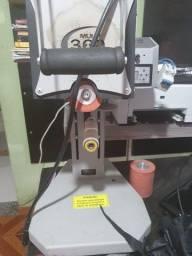 Vendo maquina e impressora transfer, para a confecção de copos personalizados