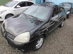 Renault clio sed expression 1.6 flex 2006 perfeito estado