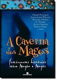 Vendo livro A Caverna dos Magos em perfeito estado!
