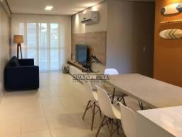 Excelente Apartamento no Beach Class Eco Life   PORTEIRA FECHADA  