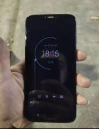 Moto G7 Power com marcas (Leia o Anúncio)