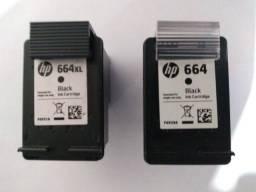 Cartucho HP 664 XL Black
