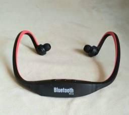 Fone Bs19 Esporte S Fio Bluetooth V4.0