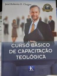 CURSO BÁSICO DE CAPACITAÇÃO TEOLÓGICA