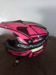 Vendo capacete ASW zero