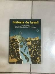 HISTÓRIA DO BRASIL - LUIZ KOSHIBA / DENISE MANZI FRAYZE PEREIRA - 386 pgs, 17 x 24 cm