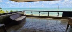 FLAM3 - Apartamento para locação - 4 suítes - 418m² beira mar de Piedade