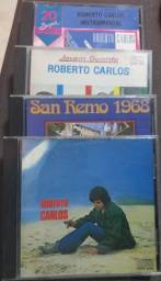 Roberto Carlos Lote 4 Cds