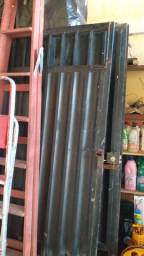 Portao de ferro