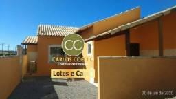 B 534 Lindas Casas na planta no Residencial Carlos Coelho II
