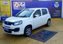 Fiat Uno Attractive 1.0 (Flex) 2020 unico dono