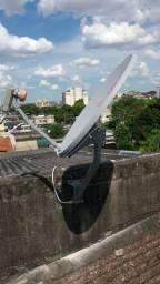 Instalações de antenas digitais e via satélite