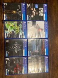 Jogos de PS4 VR