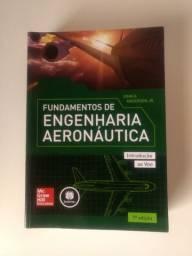 Livro Fundamentos de Engenharia Aeronáutica: Introdução ao Voo por John D. Anderson Jr
