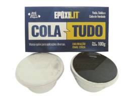 Cola Tudo Massa Epóxi Subaquática 100g  Nauticola