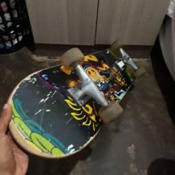 Skate para iniciantes semi novo Leia a descrição