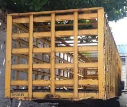 Carreta De Gás 12,80 M, Ano 1999 - 976 P13kg