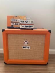 Amplificador Micro Terror + Falante Orange