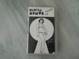 Fita VHS Marisa Monte-Barulhinho Bom