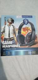 Headset gamer GM-002