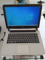 Notebook HP i7 com placa de vídeo 2gb
