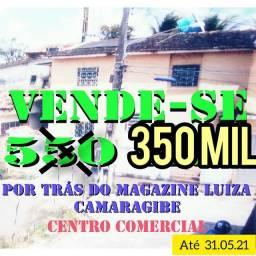 CASA 2 PAVIMENTOS - 160METROS DE AREA CONTRUIDA + QUINTAL 80MT
