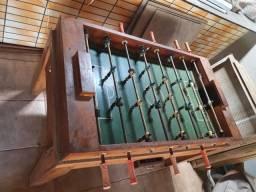 Quite mesa de sinuca com tampo de mesa, e mesa de toto ( vendo separado tb)