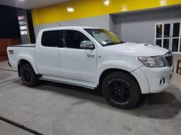 Hilux SR Automático 4x4 Diesel 2014