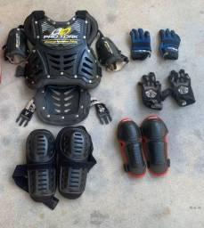 Kit infantil motocross