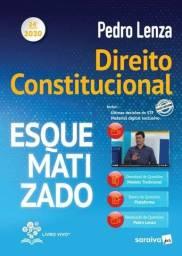 Direito Constitucional Esquematizado 2020 - 24a Ed
