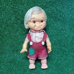 Boneco Bambam antigo da marca trol