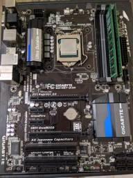 Kit I7 4770 + Gigabyte GA-H87-D3H + 16GB ddr3 1333