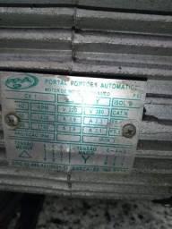 Motor para portão automático industrial