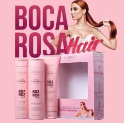 Kit Boca Rosa Hair da Cadiveu