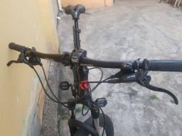 Bike rava 27 marchas quadro 17e aro 29 um mês de uso.