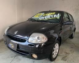 RENAULT CLIO 1.0 ANO:2002 EXTRA