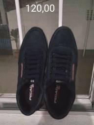 Sapato e chuteura