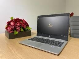 Notebook HP ProBook G7 Corporativo i5 vPro 8Gb 256Gb SSD M2 Full HD (Aceito Cartões)