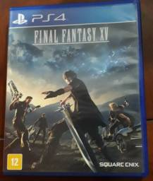 Final Fantasy XV troco ou vendo